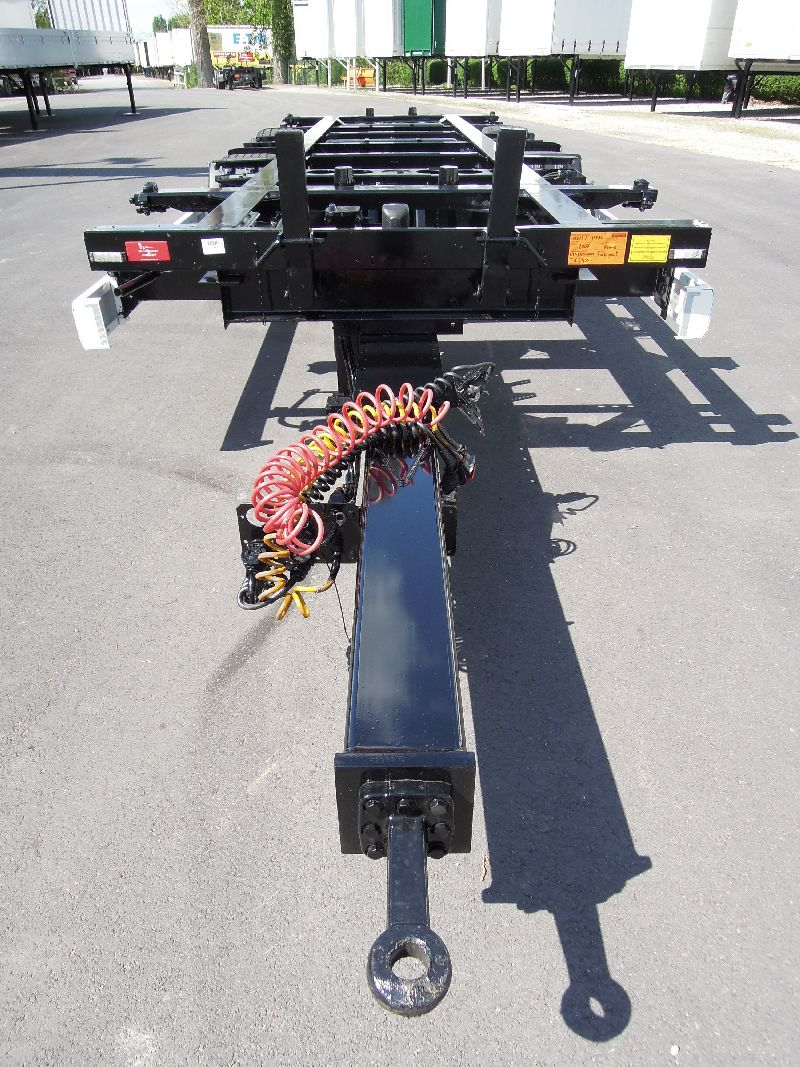 #16028 - Bild: 3 | central – axle trailer for Swap Bodies | BDF-System, Jumbo/Maxi Ausführung