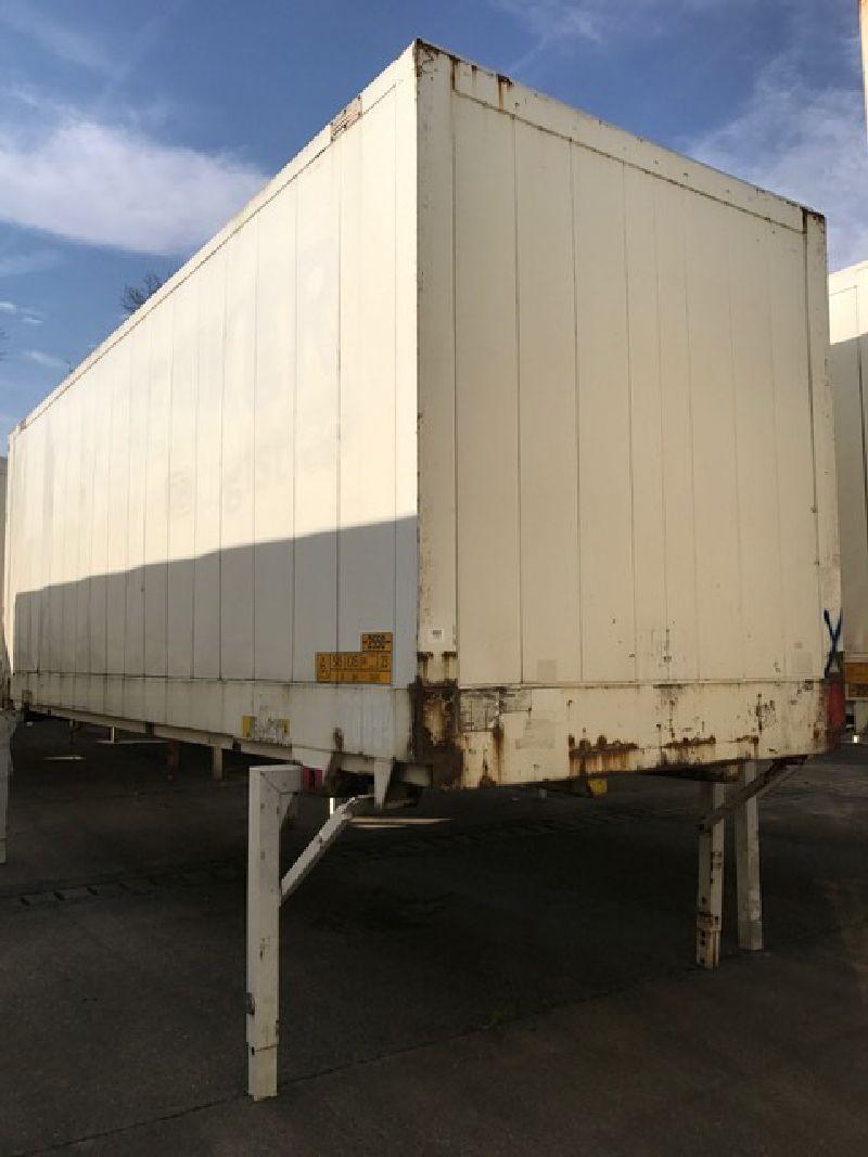 #16989 - Bild: 4 | Стальной сменный кузов | BDF-System 7.450 mm lang,