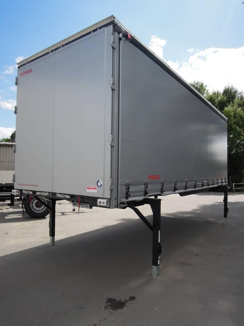#18310 - Bild: 3 | Caisse mobile avec bâche | BDF-System 7.450 mm lang, FABRIKNEU