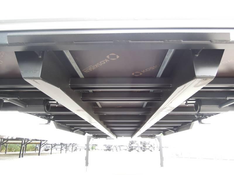 #18311 - Bild: 4 | Сменный кузов с брезентом | BDF-System 7.450 mm lang, FABRIKNEU