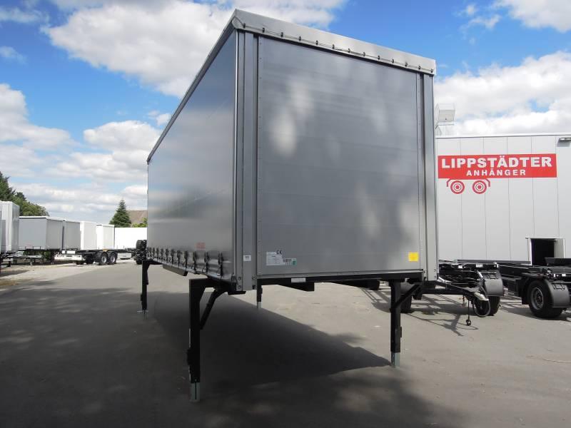 #18310 - Bild: 2 | Caisse mobile avec bâche | BDF-System 7.450 mm lang, FABRIKNEU