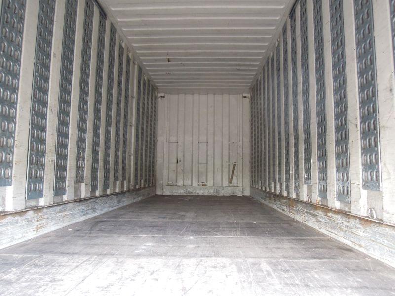#18286 - Bild: 5 | Stalowy kontener wymienny | BDF-System 7.450 mm lang, Lagerbehälter mit 2.980 mm Eckhöhe