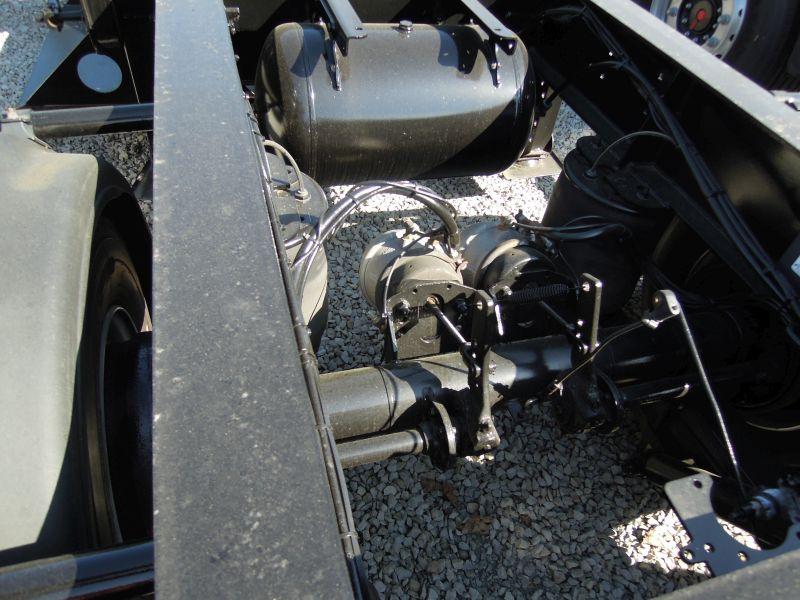 #18367 - Bild: 2 | Remolque eje-central para caja movil | BDF-System, Jumbo/Maxi Ausführung, Lack -NEU-