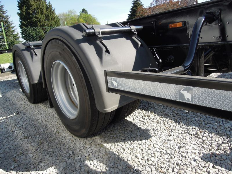 #18367 - Bild: 4 | Remorque essieu central pour caisse mobile | BDF-System, Jumbo/Maxi Ausführung, Lack -NEU-