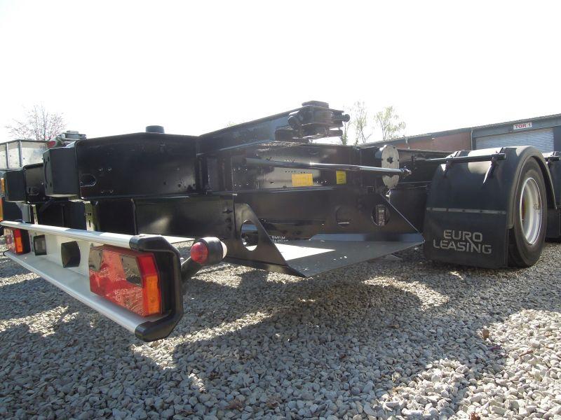 #18367 - Bild: 5 | Remorque essieu central pour caisse mobile | BDF-System, Jumbo/Maxi Ausführung, Lack -NEU-