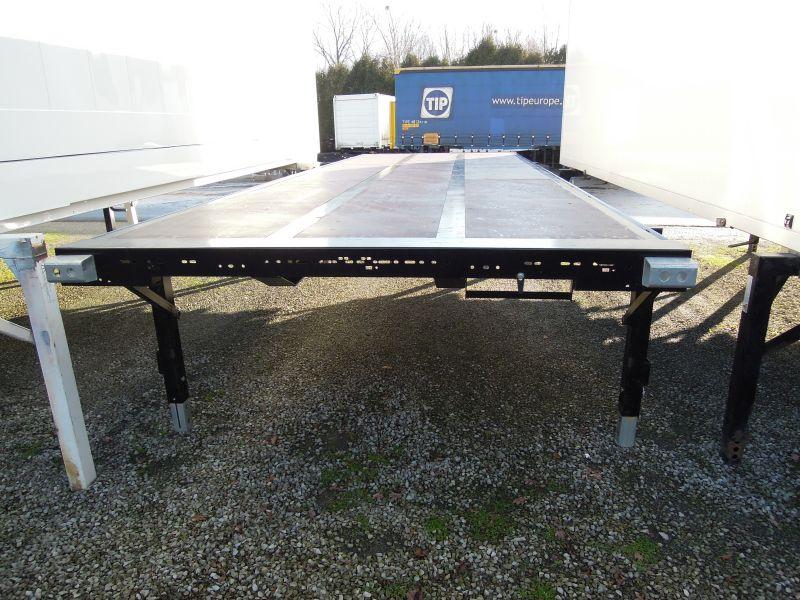 #LA-06-0001 - Bild: 6 | Caja movil con lona | PLATEAU, BDF-System, 7.450 mm lang, NEU