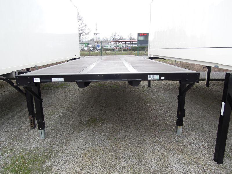 Wechselpritsche | PLATEAU, BDF-System, 7.450 mm lang, NEU