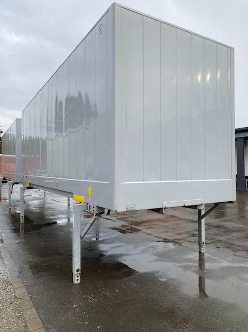 #19118 - Bild: 2 | Combi-Box (tarpaulin one side) | BDF-System 7.450 mm lang mit Faltwand links